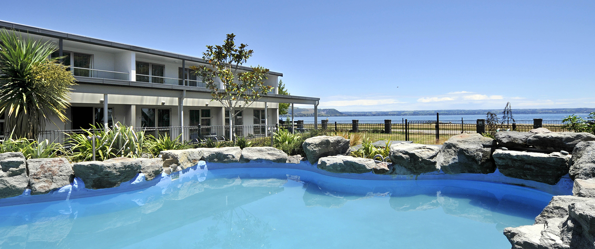 Lakeside Rotorua Accommodation